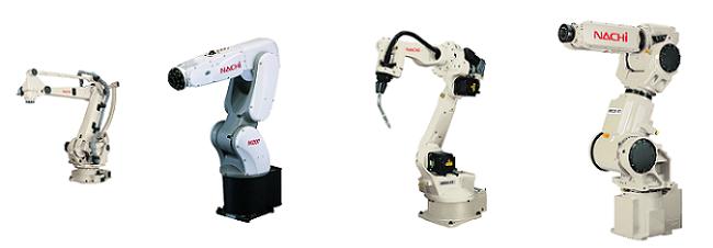 Roboty przemysłowe Nachi
