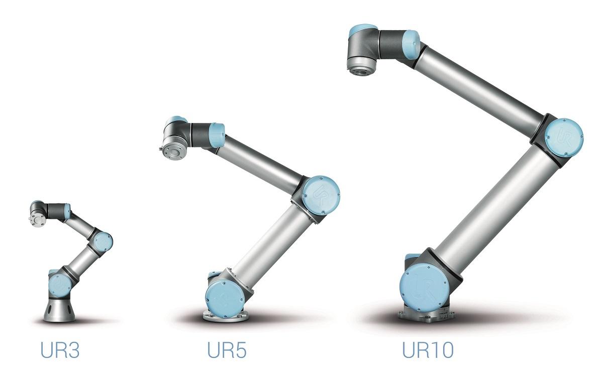 Roboty Universal Robots