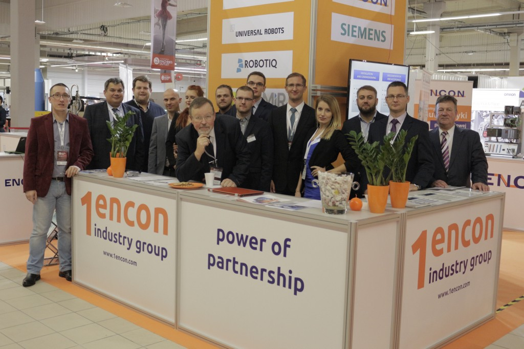 Warsaw Industry Week - 1encon
